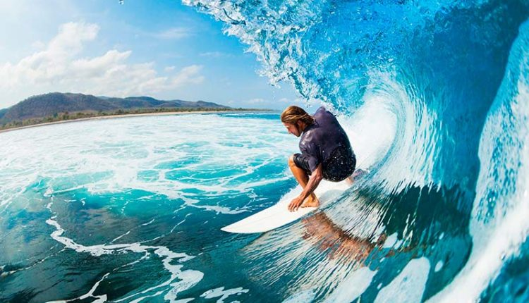 SURF - Esportes Radicais