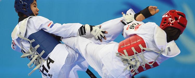 Regras do Taekwondo